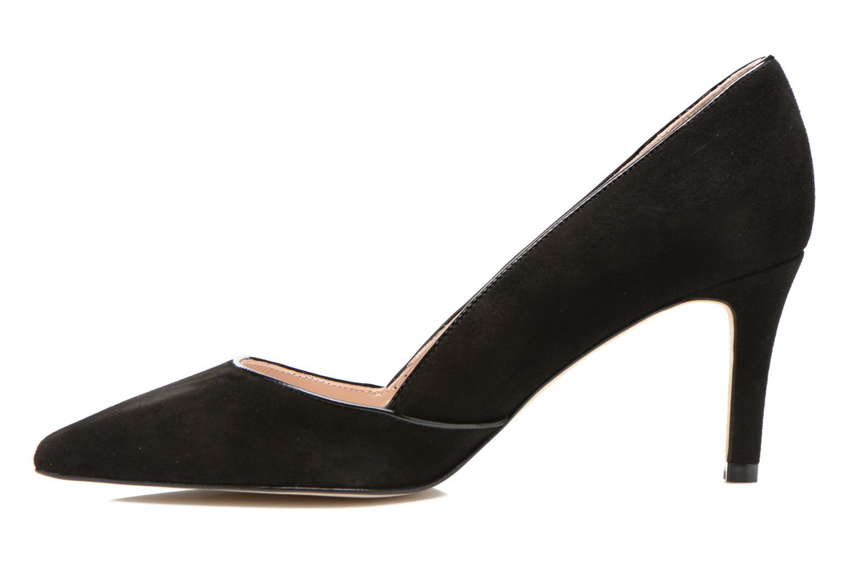Zapatos de tacón Georgia Rose Fifillotte Negro vista de frente