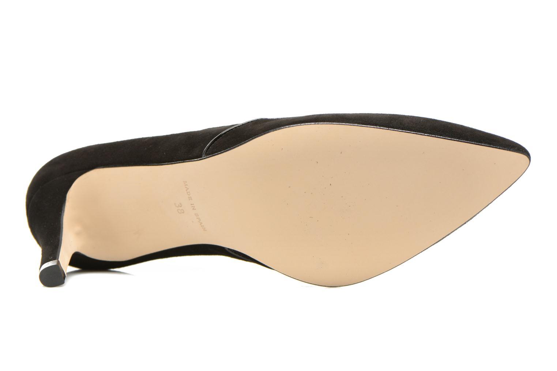 Zapatos de tacón Georgia Rose Fifillotte Negro vista de arriba