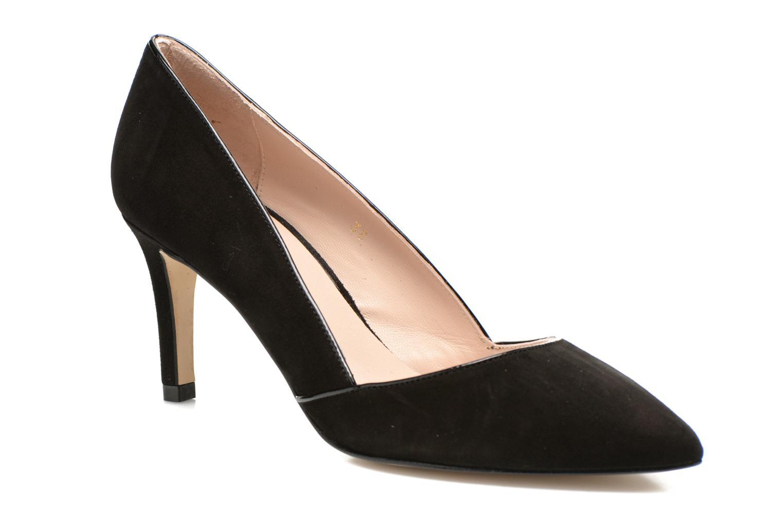 Zapatos de tacón Georgia Rose Fifillotte Negro vista de detalle / par