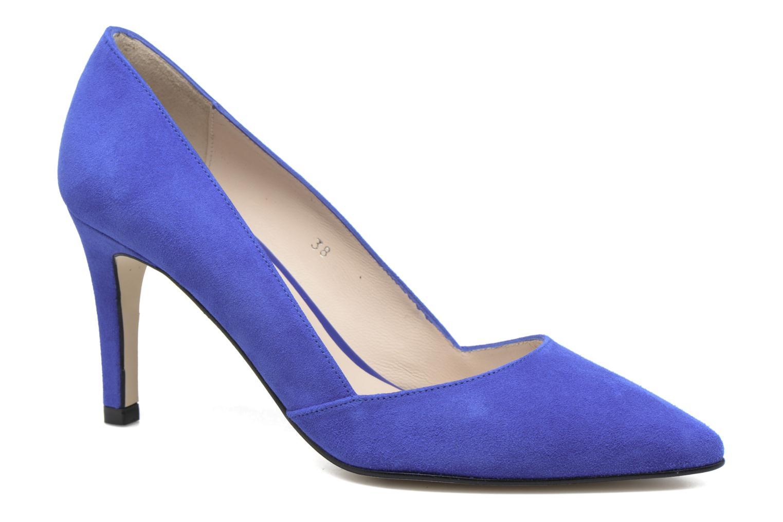 Escarpins Georgia Rose Fifillotte Bleu vue détail/paire