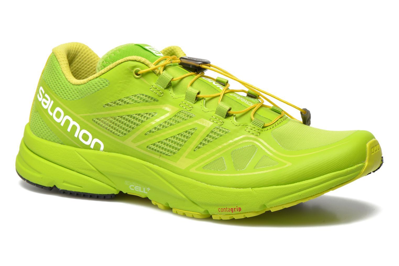 Scarpe sportive Salomon Sonic Pro Verde vedi dettaglio/paio