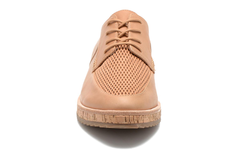 Chaussures à lacets Aldo GATER Beige vue portées chaussures