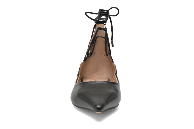 Ballerines Aldo NITIS Noir vue portées chaussures