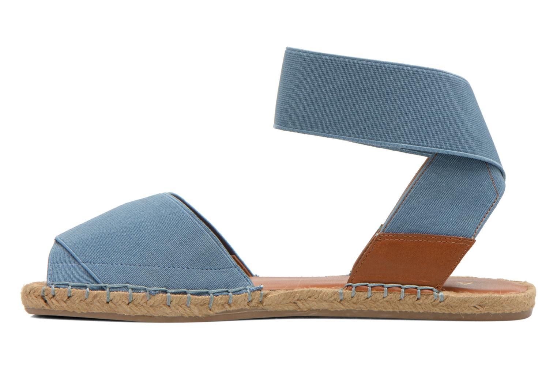 Sandales et nu-pieds Aldo CARYNN Bleu vue face