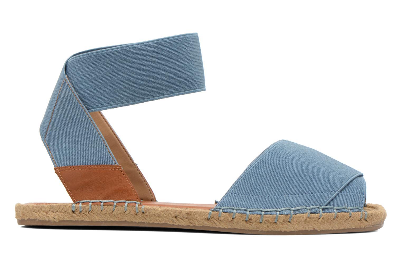 Sandales et nu-pieds Aldo CARYNN Bleu vue derrière