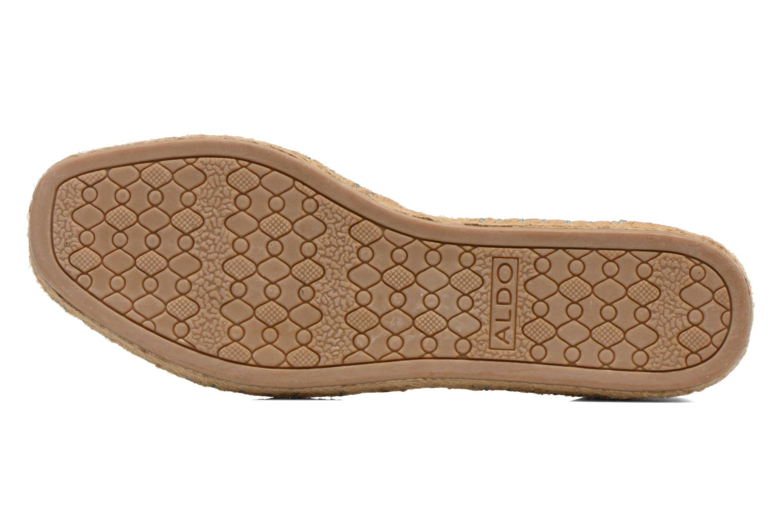 Sandales et nu-pieds Aldo CARYNN Bleu vue haut