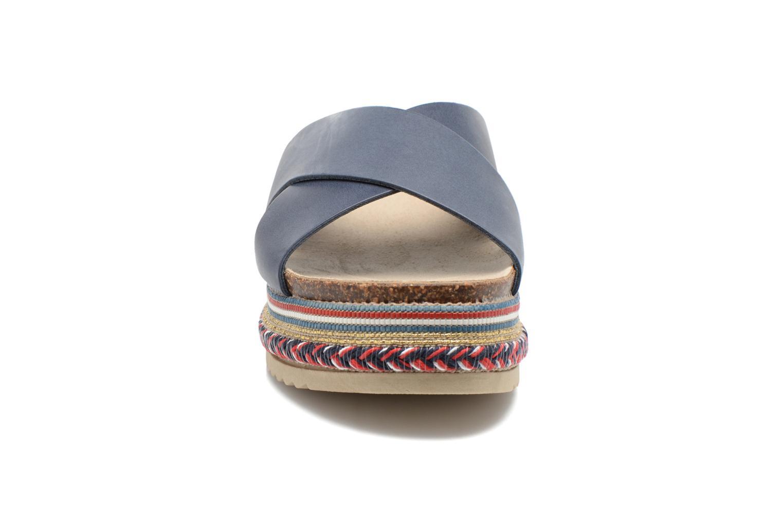 Mules et sabots Vero Moda VmRio Bleu vue portées chaussures