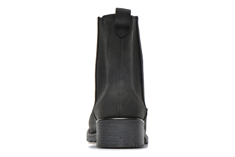 Bottines et boots Clarks Orinoco Hot Noir vue droite