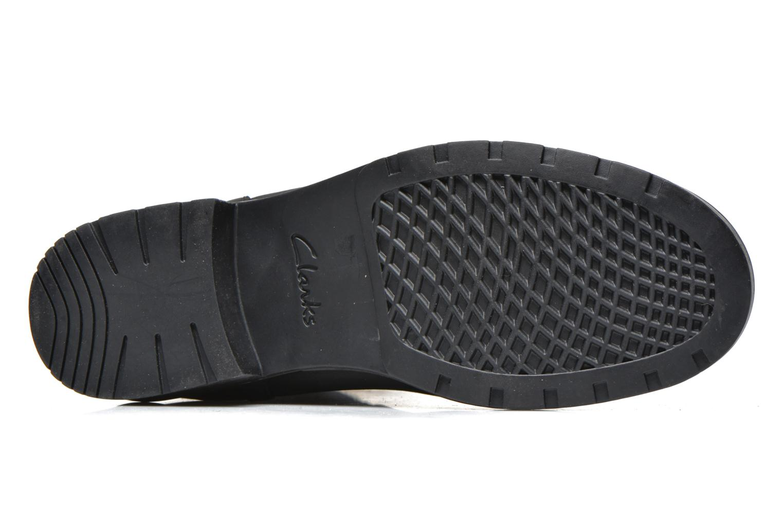 Bottines et boots Clarks Orinoco Hot Noir vue haut