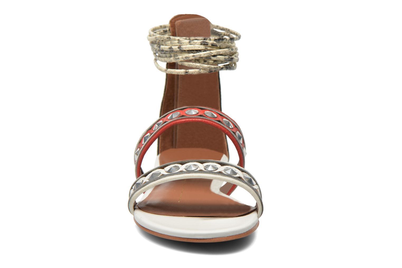 Sandali e scarpe aperte Lola Cruz Jip Multicolore modello indossato