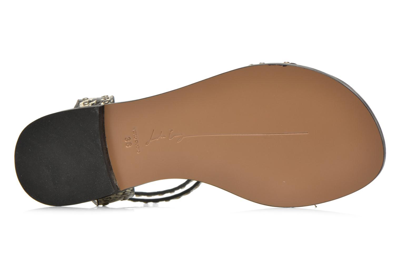 Sandales et nu-pieds Lola Cruz Ebah Multicolore vue haut