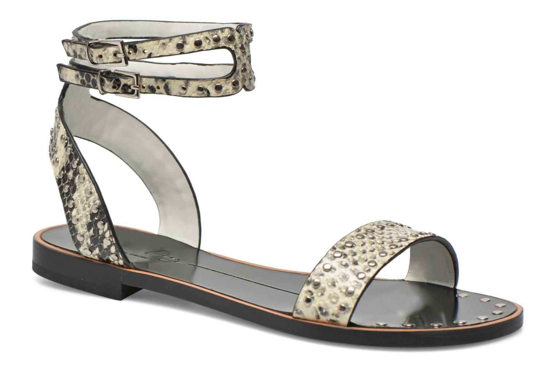 Sandales et nu-pieds Lola Cruz Ebah Multicolore vue détail/paire