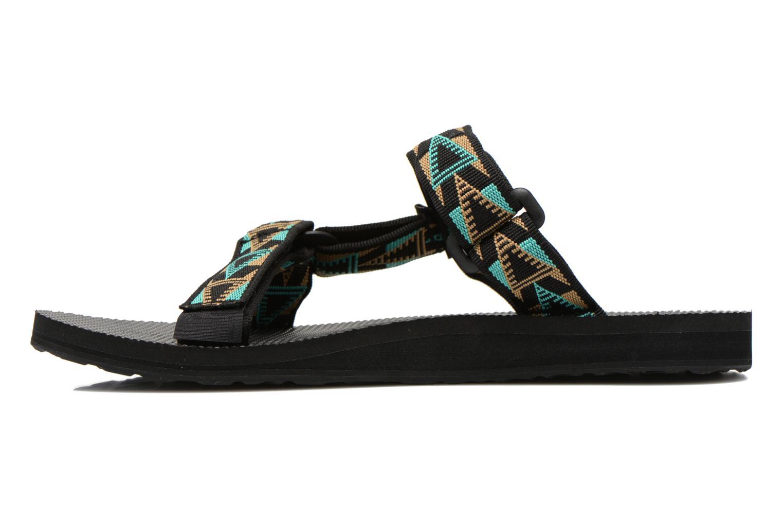 Sandali e scarpe aperte Teva Universal Slide Multicolore immagine frontale