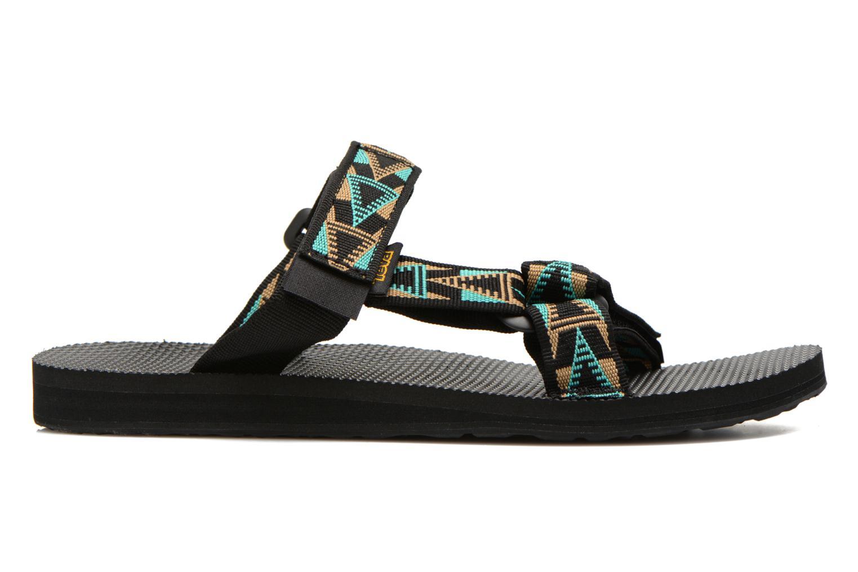 Sandali e scarpe aperte Teva Universal Slide Multicolore immagine posteriore