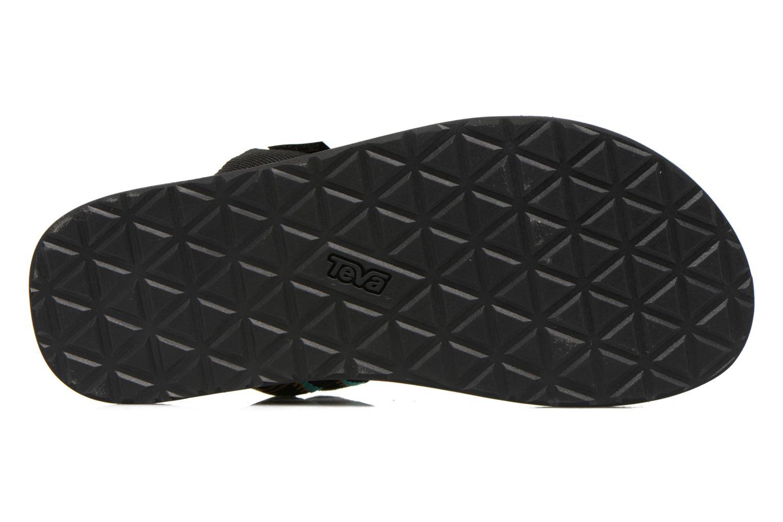 Sandali e scarpe aperte Teva Universal Slide Multicolore immagine dall'alto
