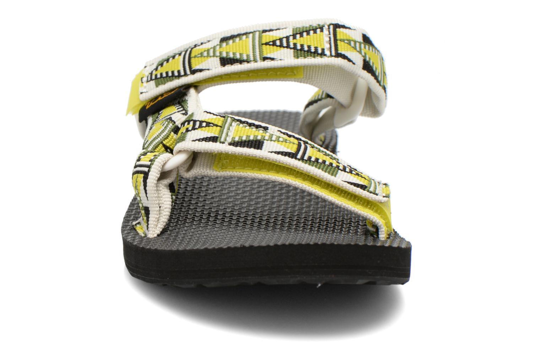 Träskor & clogs Teva Universal Slide W Multi bild av skorna på