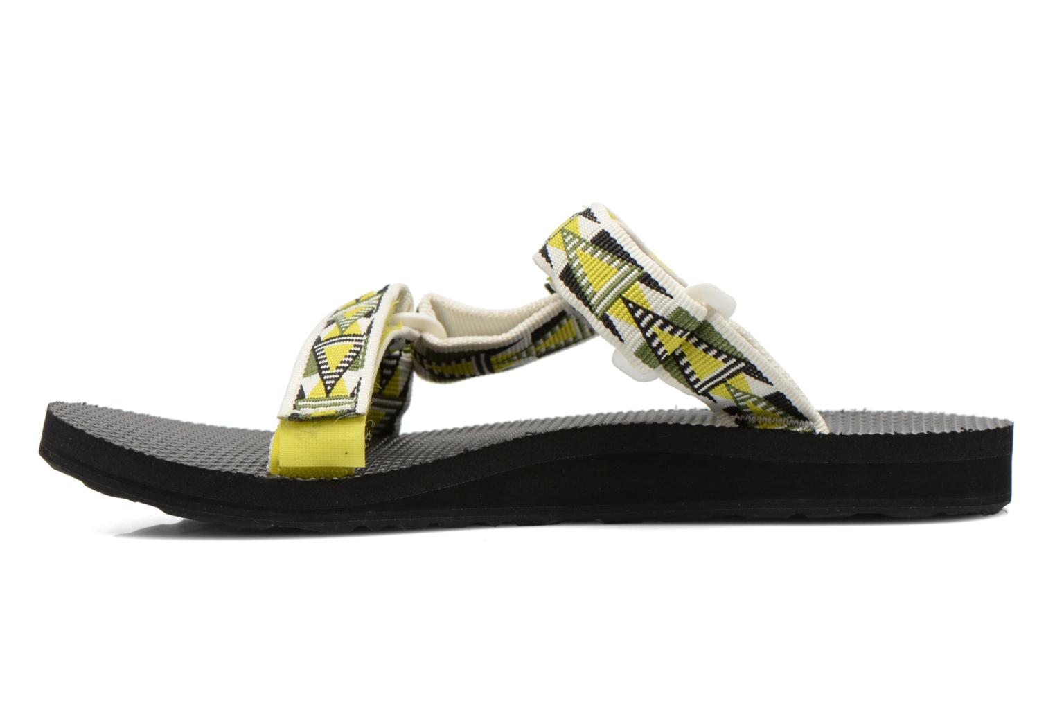Mules & clogs Teva Universal Slide W Multicolor front view