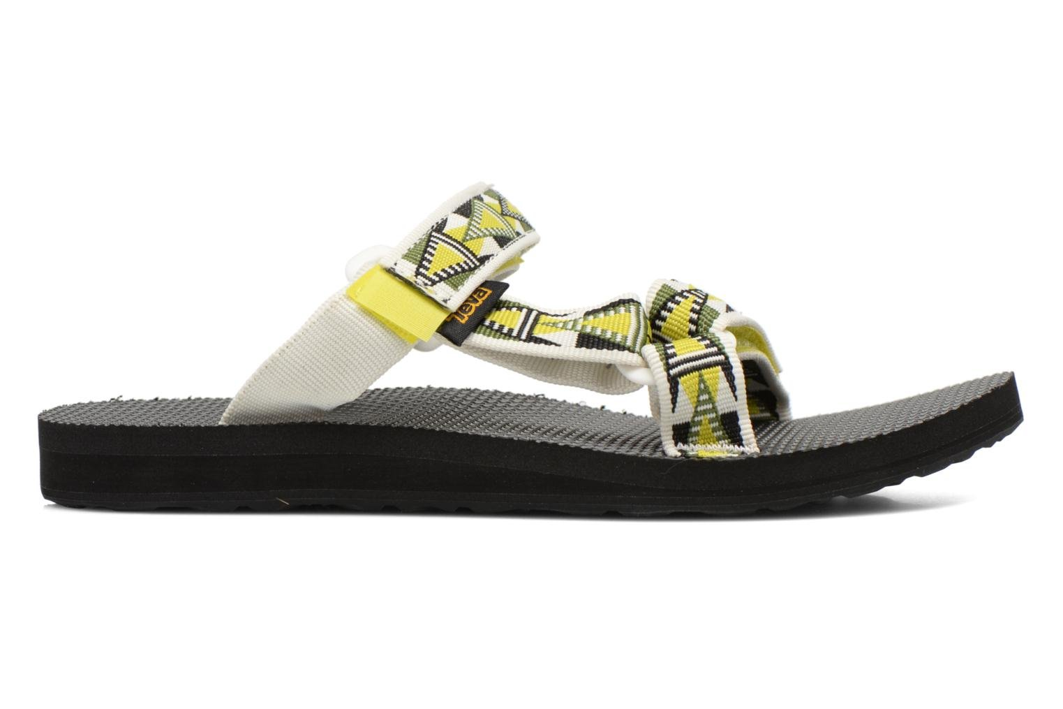 Mules & clogs Teva Universal Slide W Multicolor back view