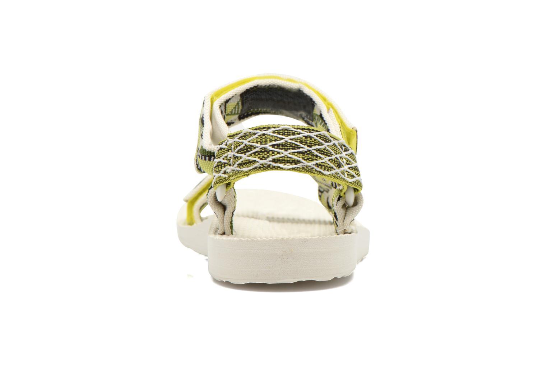 Sandales et nu-pieds Teva Original Universal Mashup W Multicolore vue droite