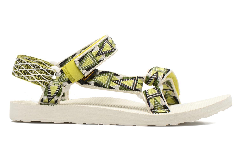 Sandales et nu-pieds Teva Original Universal Mashup W Multicolore vue derrière