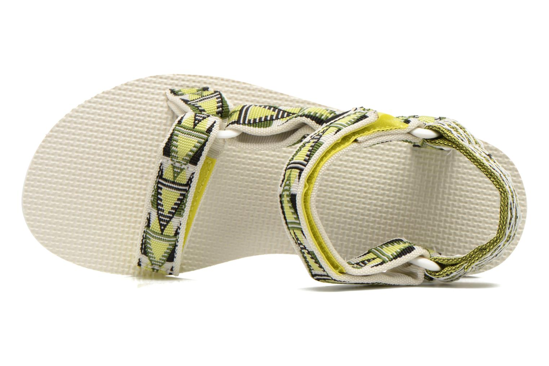 Sandales et nu-pieds Teva Original Universal Mashup W Multicolore vue gauche