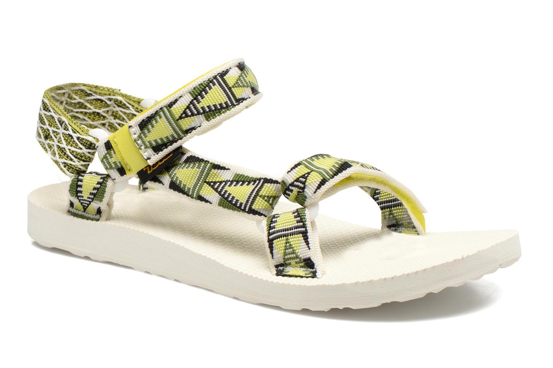 Sandales et nu-pieds Teva Original Universal Mashup W Multicolore vue détail/paire
