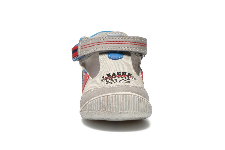 Chaussures à scratch NA! Acrobat Gris vue portées chaussures