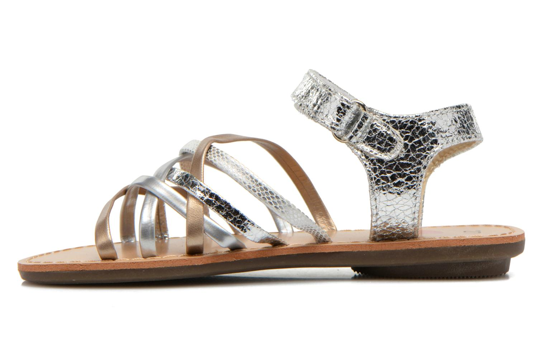 Sandals NA! Farandol Silver front view