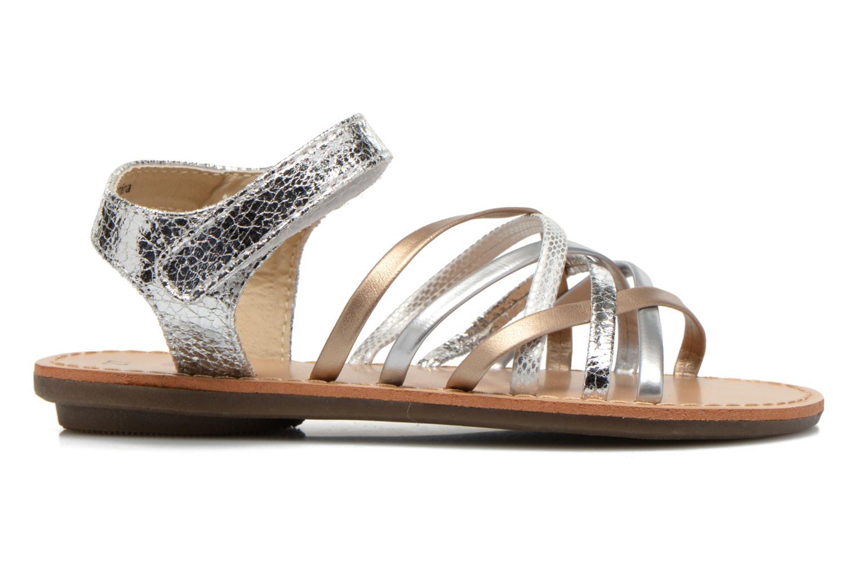 Sandals NA! Farandol Silver back view