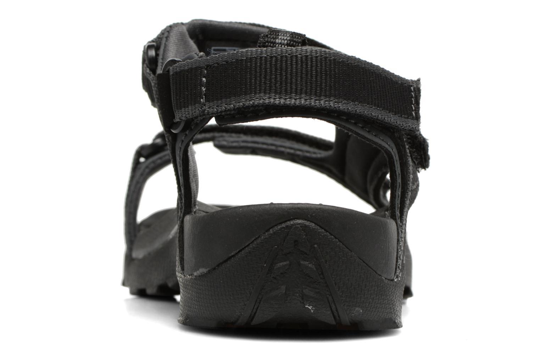 Sandales et nu-pieds Teva Tanza Kids Noir vue droite