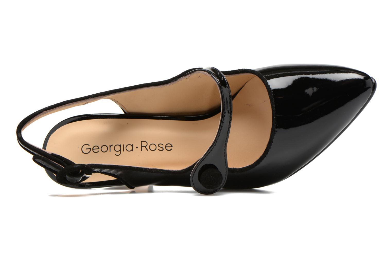 Escarpins Georgia Rose Steed Noir vue gauche