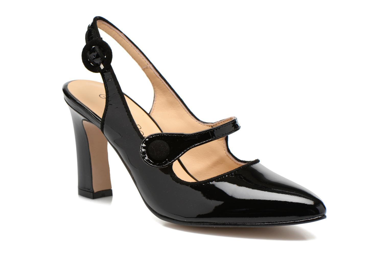 Steed Vernis noir + Ante noir