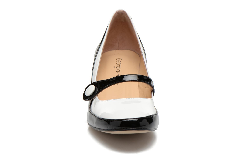 Escarpins Georgia Rose Venus Noir vue portées chaussures