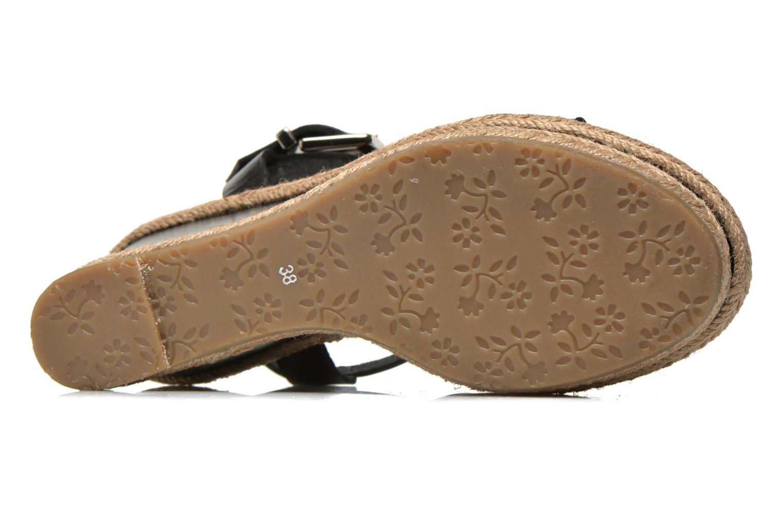 Sandales et nu-pieds Made by SARENZA Menthe Hello #20 Noir vue gauche