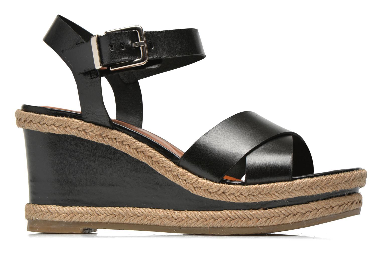 Sandales et nu-pieds Made by SARENZA Menthe Hello #20 Noir vue détail/paire