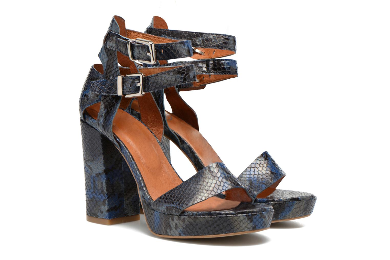 Glossy Cindy #12 Sambas bleu