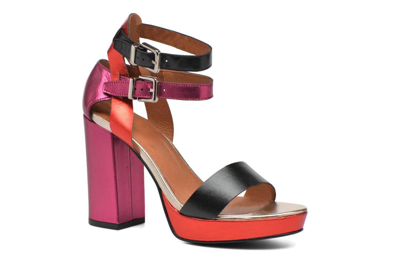 Sandalen Made by SARENZA Glossy Cindy #12 mehrfarbig ansicht von rechts