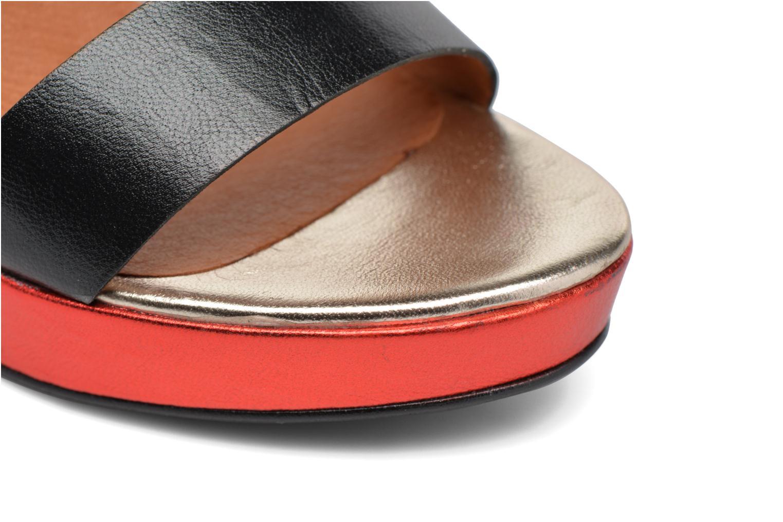 Sandalen Made by SARENZA Glossy Cindy #12 mehrfarbig ansicht von links