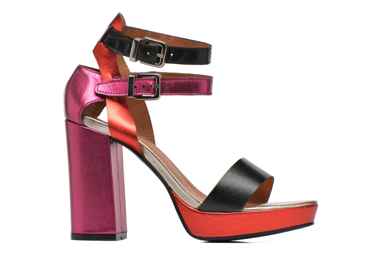 Glossy Cindy #12 Cosmet rouge + cosmet or + cosmet noir + cosmet violet
