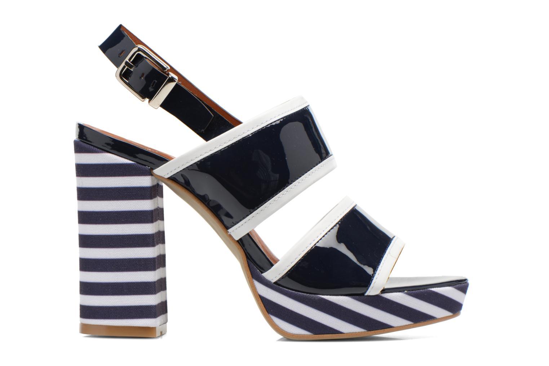 Sandales et nu-pieds Made by SARENZA Menthe Hello #17 Bleu vue détail/paire