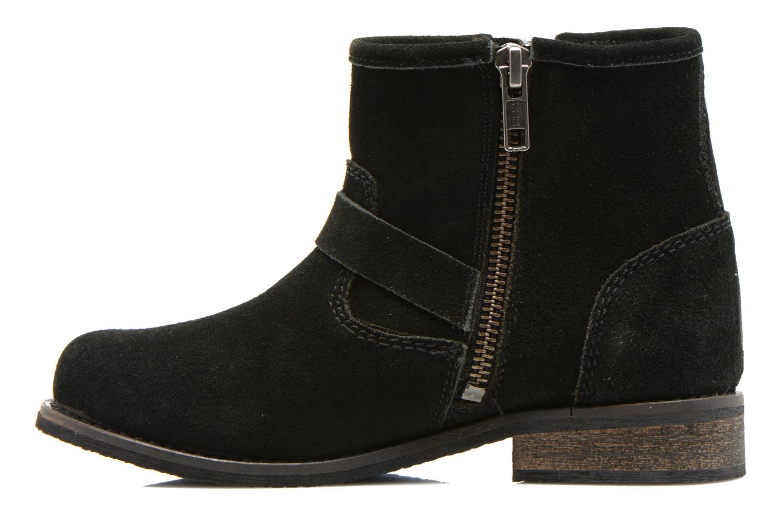 Bottines et boots Initiale Paris Dollis Noir vue face