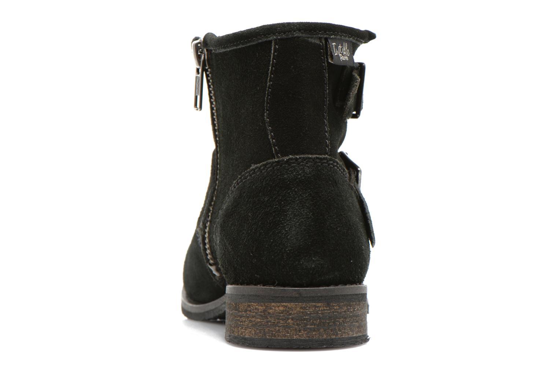 Boots en enkellaarsjes Initiale Paris Dollis Zwart rechts