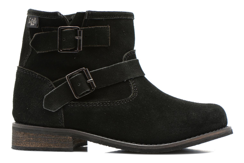 Bottines et boots Initiale Paris Dollis Noir vue derrière