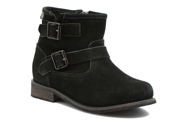 Bottines et boots Initiale Paris Dollis Noir vue détail/paire