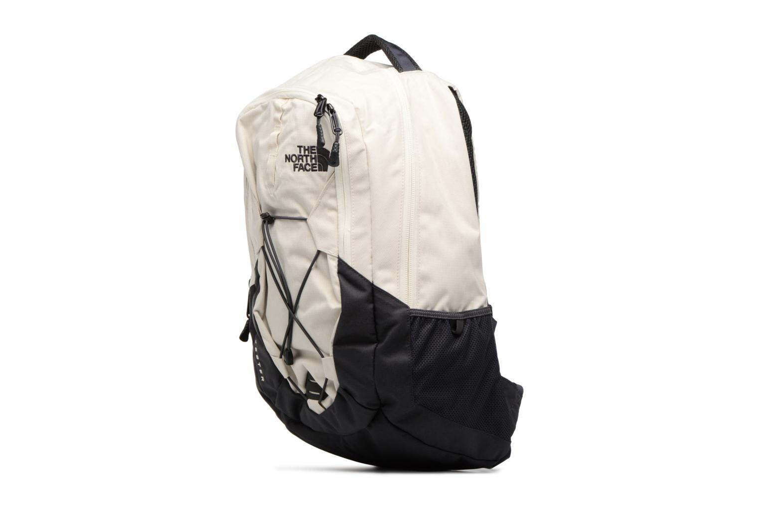 Zaini The North Face Jester Grigio modello indossato