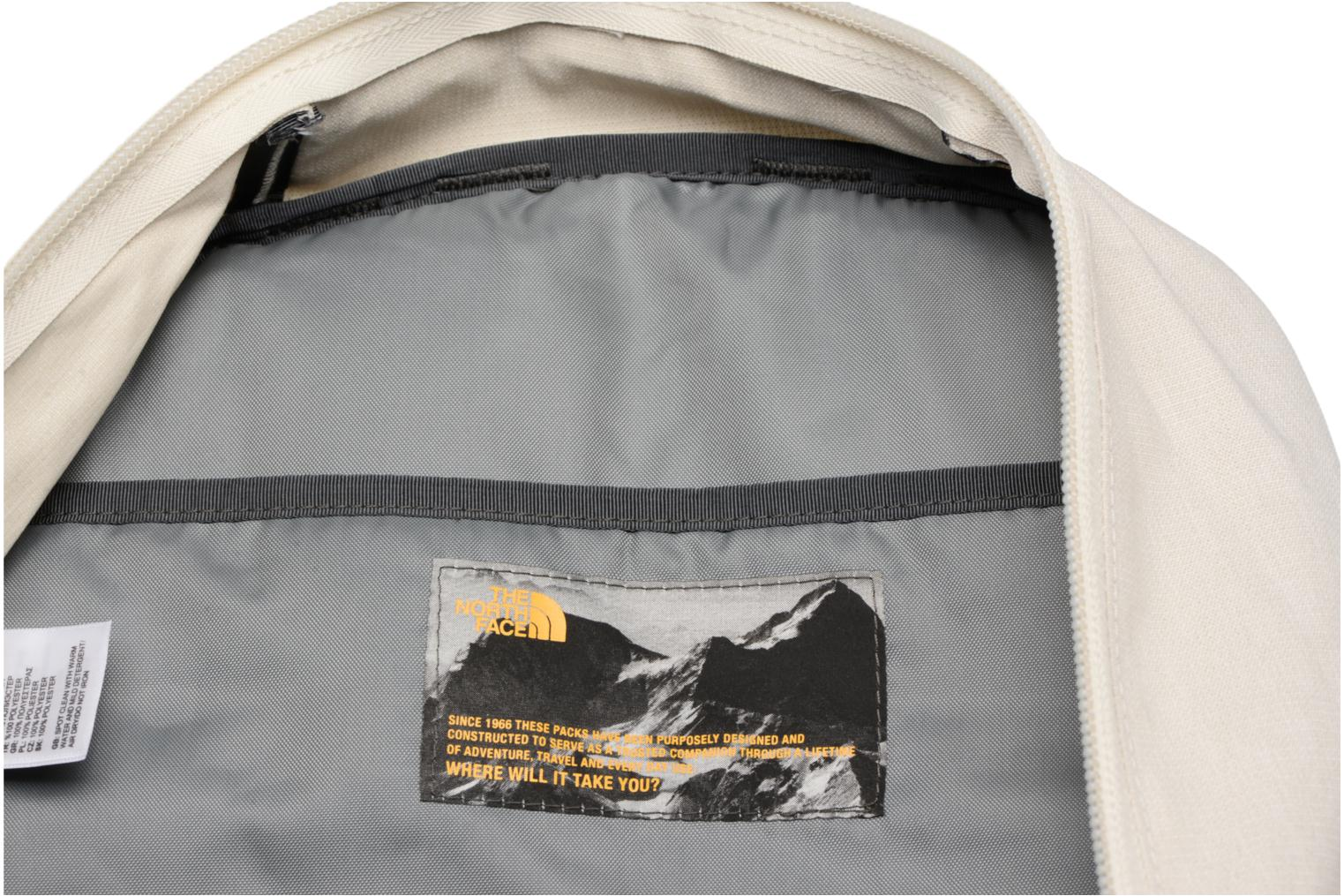 Zaini The North Face Jester Grigio immagine posteriore