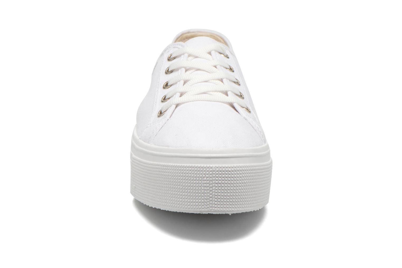 Baskets US Marshall Game E Blanc vue portées chaussures