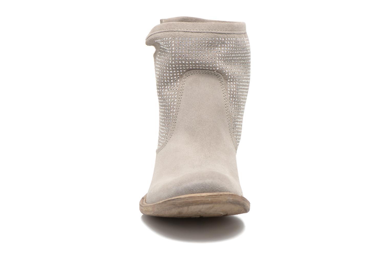 Bottines et boots Sweet Lemon L.5.Ekoli Gris vue portées chaussures