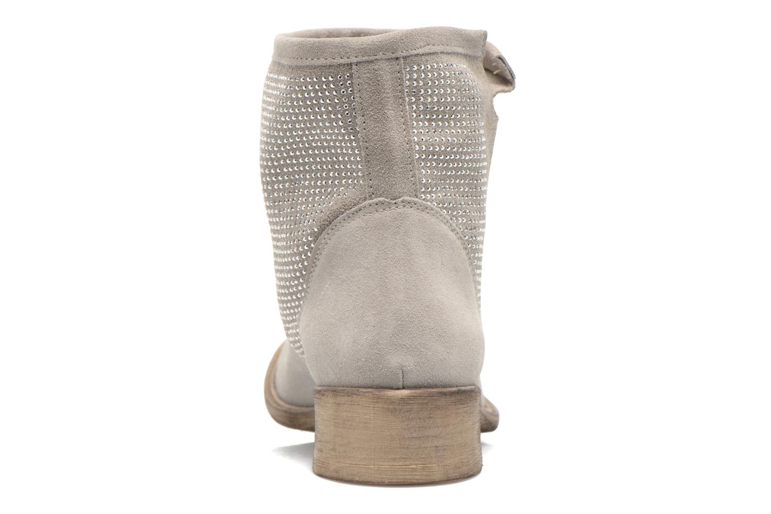Ankle boots Sweet Lemon L.5.Ekoli Grey view from the right