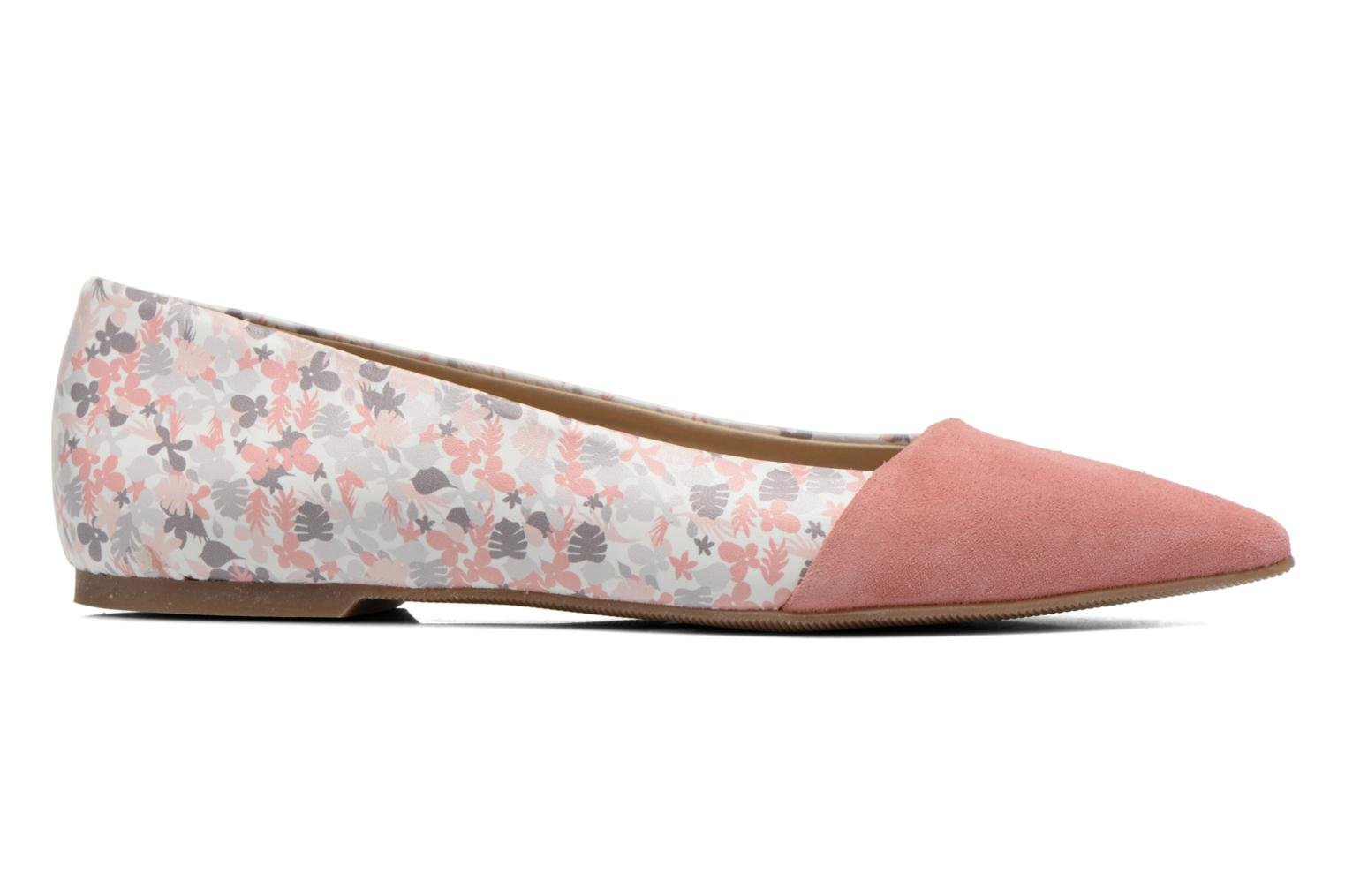 Jonquille Floral print + Pink 514